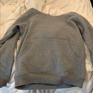lululemon hoodie!